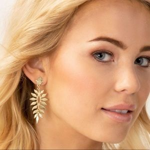 "Spartina 449 Gold ""Lighthouse"" Earrings"